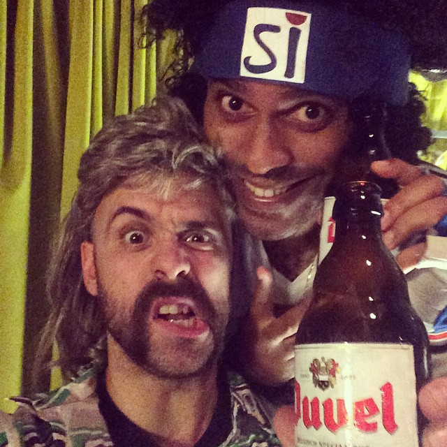 Anaïs et Pedro des Antilles... #mamadredi #themamatouch #tuning #duvel #mamasheltermarseille