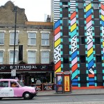 Un week-end à Londres 2015 – Shoreditch – Carnet d'adresses